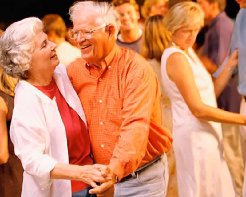 Ejercicio físico en los mayores