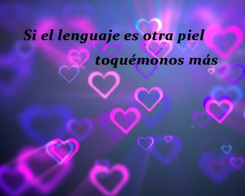 El lenguaje del amor