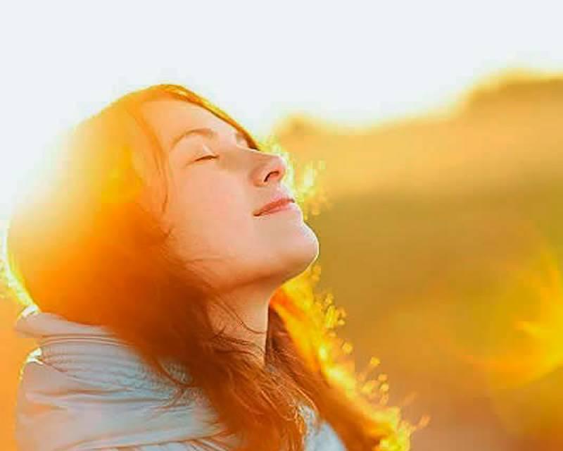 Consejos saludables: tomar el sol