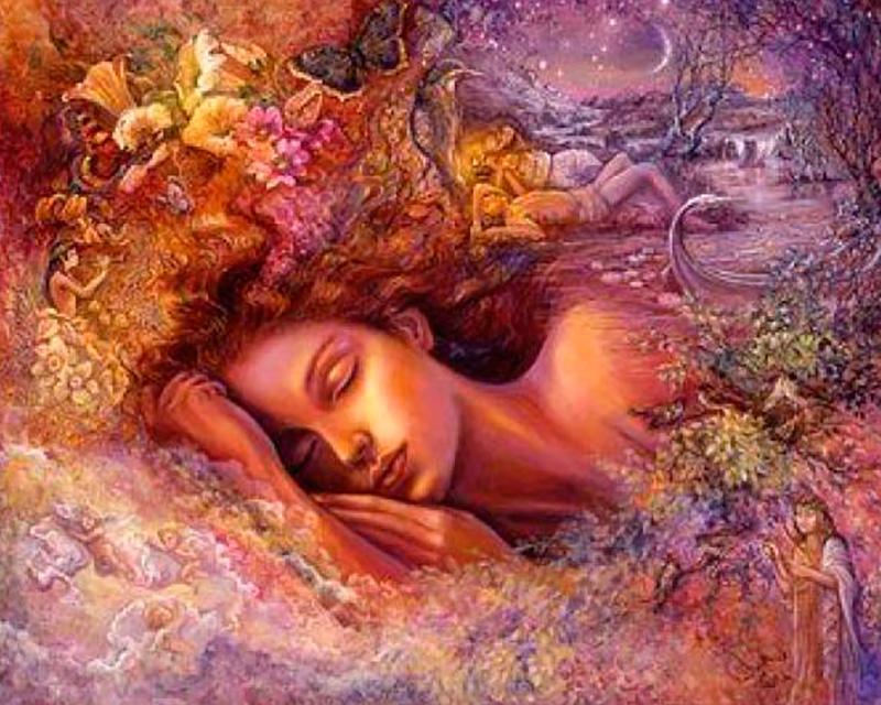 Nuestro cerebro trabaja intensamente durante los sueños